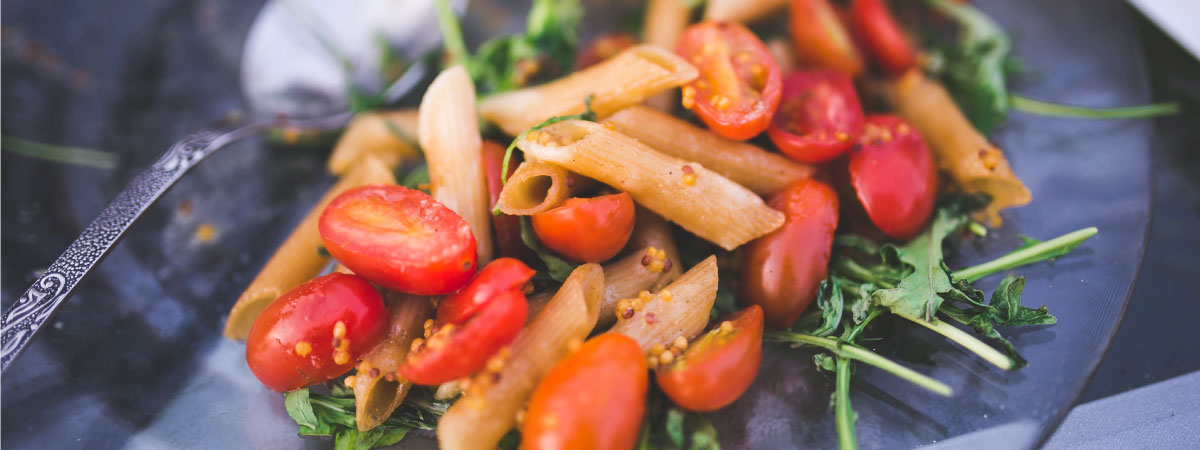 pasta salad healthy lunches
